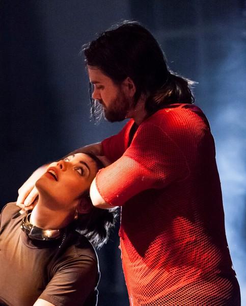 Deutsche Oper Berlin (Tischlerei) als Dorabella in Così fan tutte
