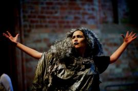 Choriner Opernsommer, als Jezibaba in Rusalka