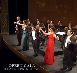 Teatre Principal Mozart Gala