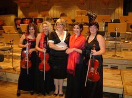 Nach Verdi Gala Tonhalle Zürich